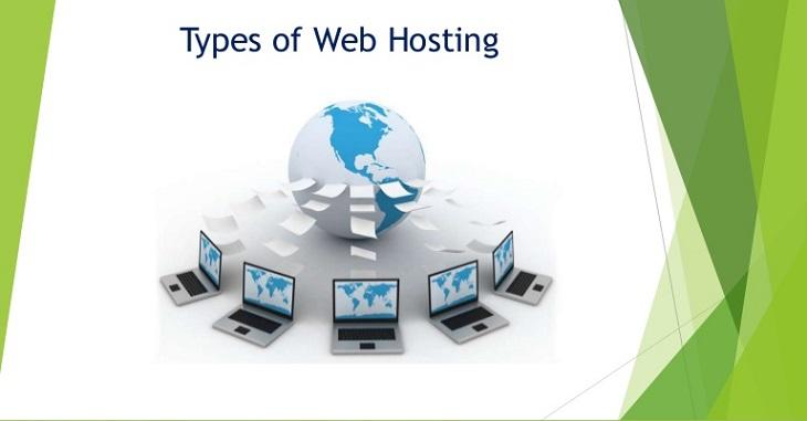 انواع خدمات محبوب میزبانی وب