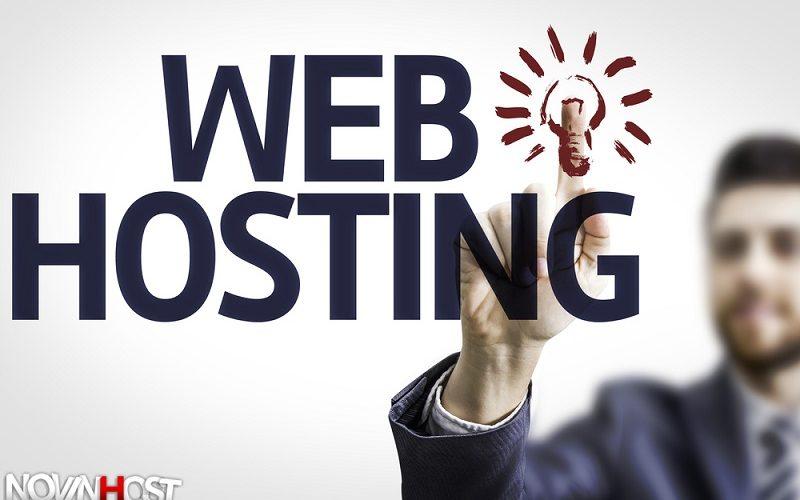 گزینه های وب هاستینگ