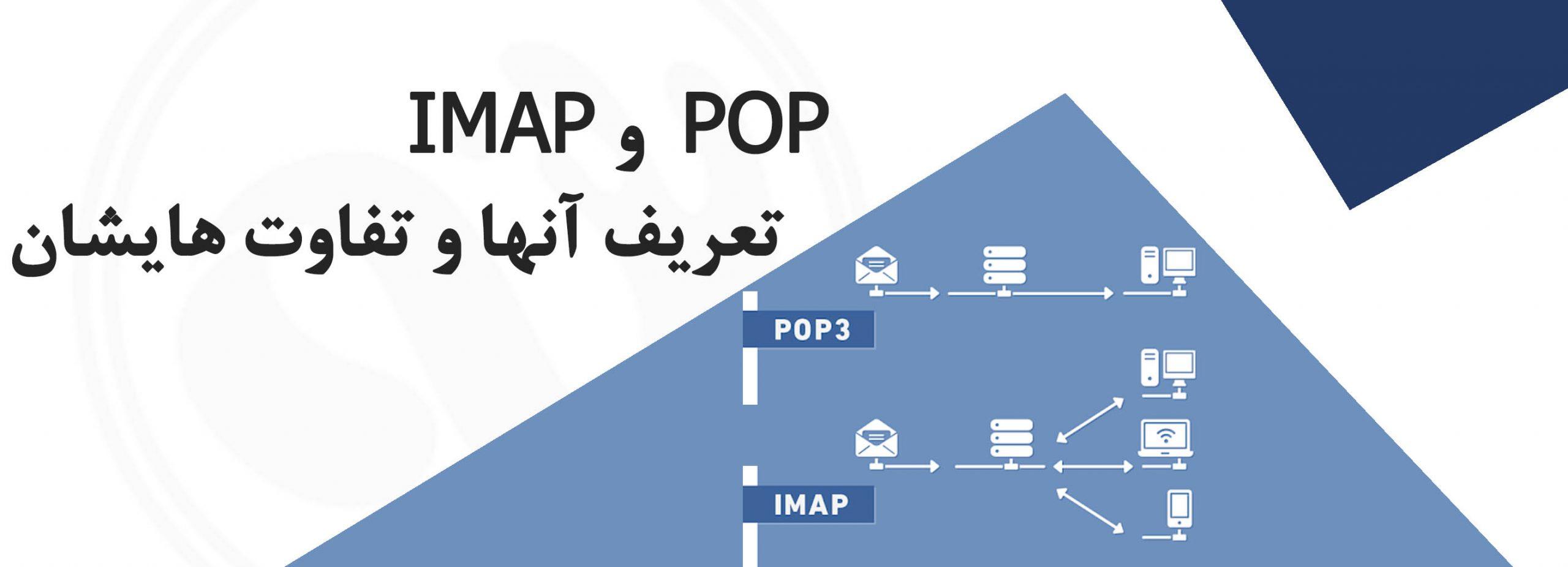 POP و IMAP | تعریف آنها و تفاوت هایشان